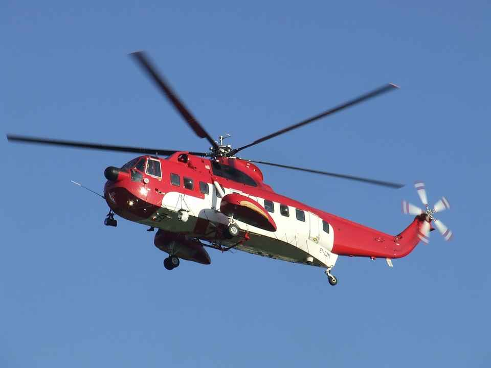 elicottero pronto soccorso oss
